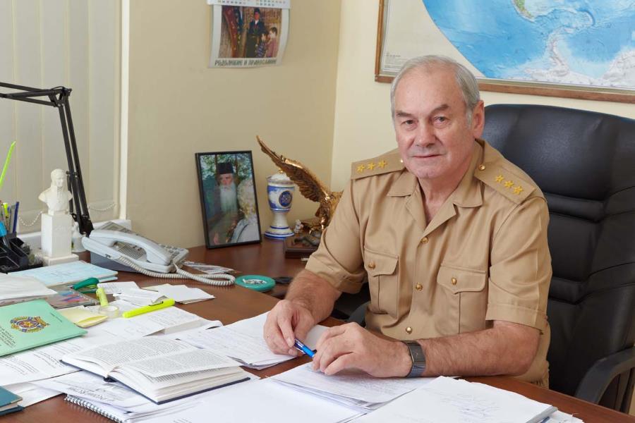 Леонид Ивашов: Мы перешли к собиранию наших истинных символов
