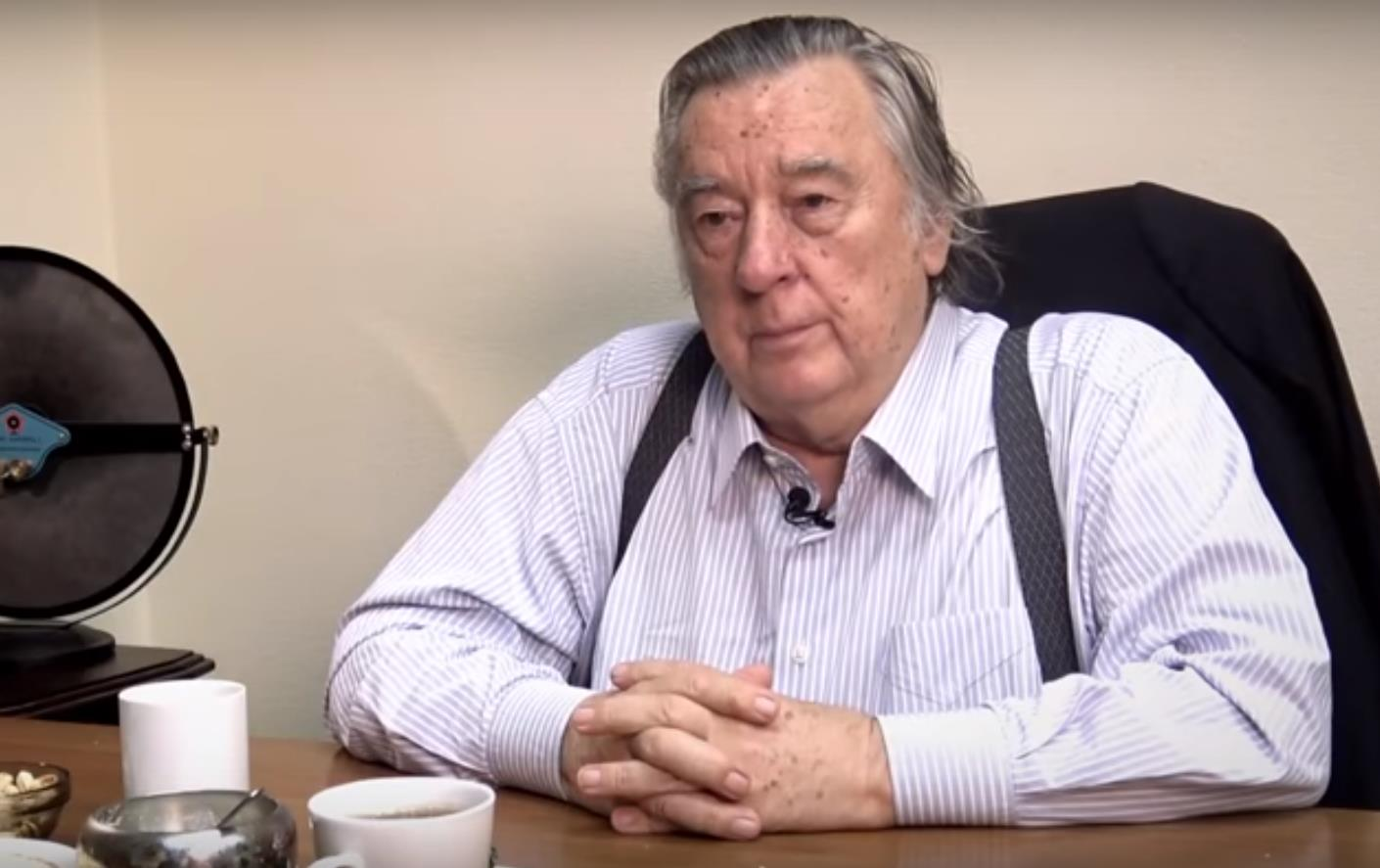 Александр Проханов: Закон ноги