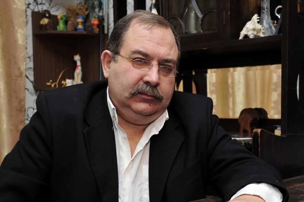 Сергей Черняховский: Бедный Исаакий