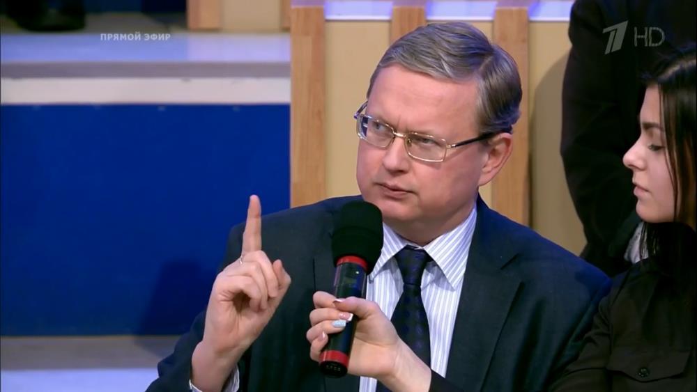 Михаил Делягин: Надо жестко наказывать компании, отказывающиеся работать в Крыму