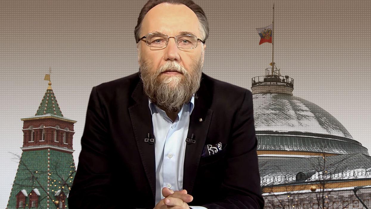 Александр Дугин: Манифест о присоединении Грузии к России