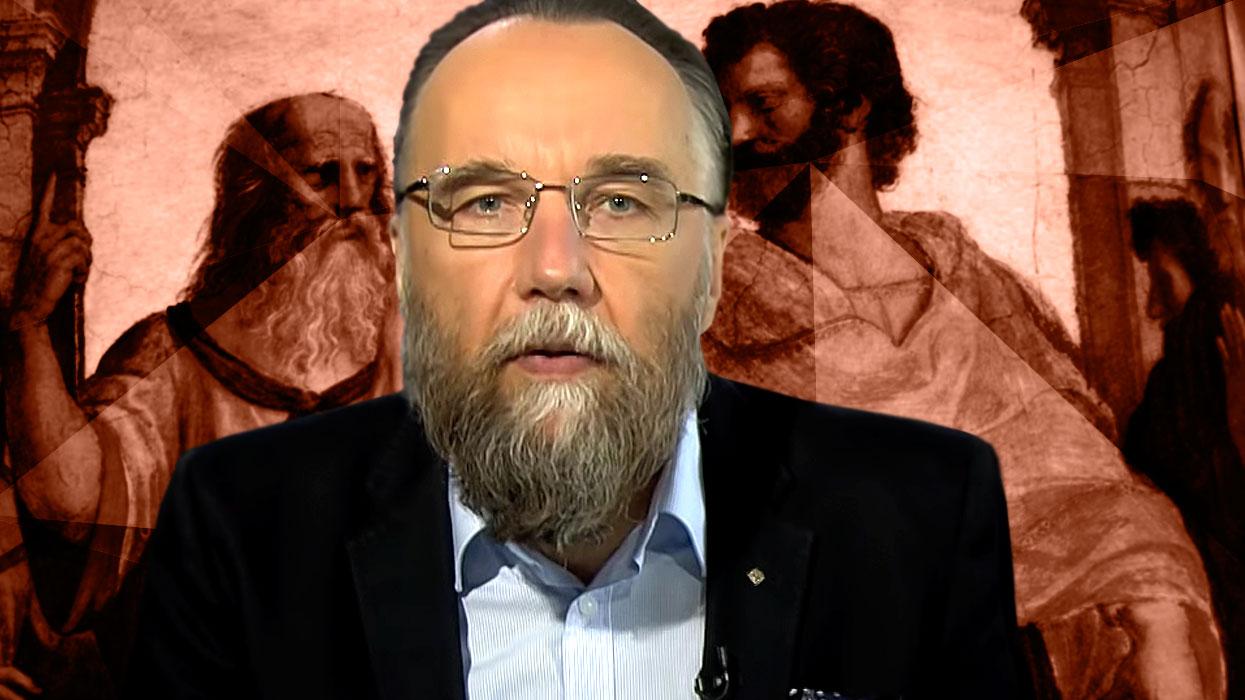 Александр Дугин: Гегель и платонический прыжок вниз