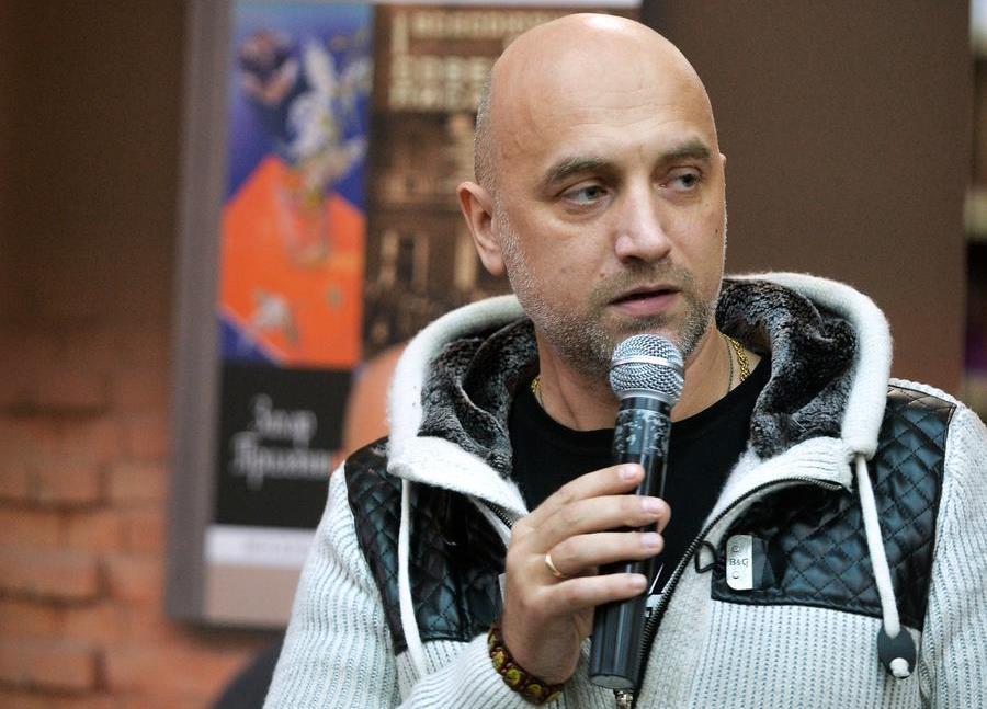 Захар Прилепин: Хочется не уронить честь русского писателя