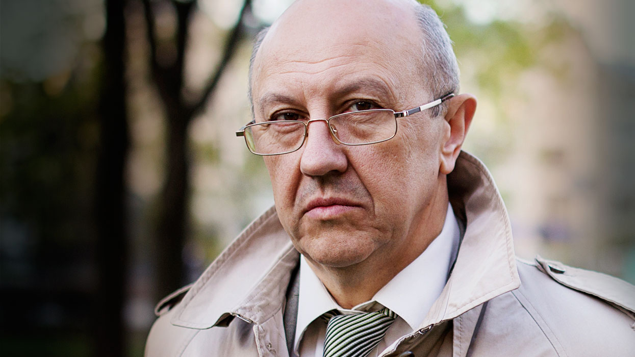 Андрей Фурсов: «Фаренгейт 451» по-украински