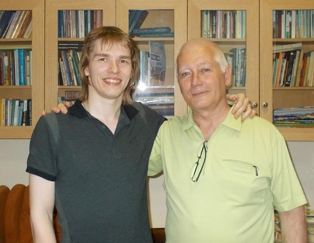 Председатель Оренбургского регионального отделения Изборского клуба встретился с челябинскими писателями