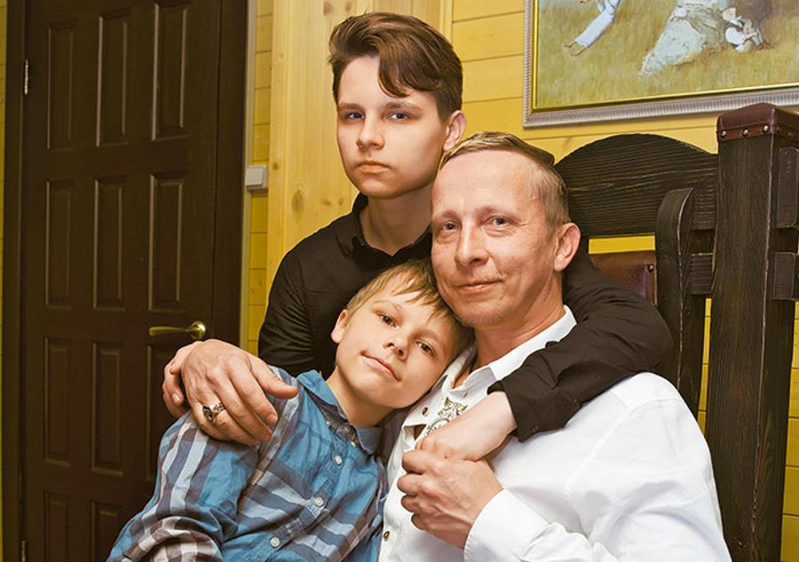 Иван Охлобыстин: Русский человек не может жить сам для себя