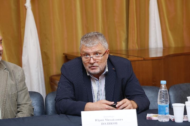 Юрий Поляков: В России гораздо больше свободы слова, чем на Западе