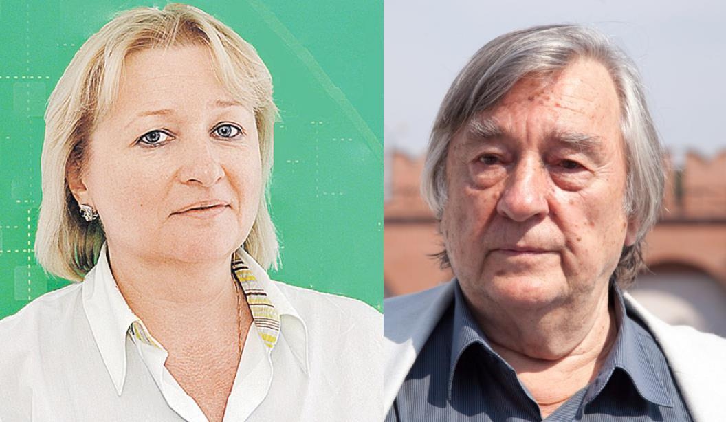 Александр Проханов и Елена Ларина: От слова — к цифре