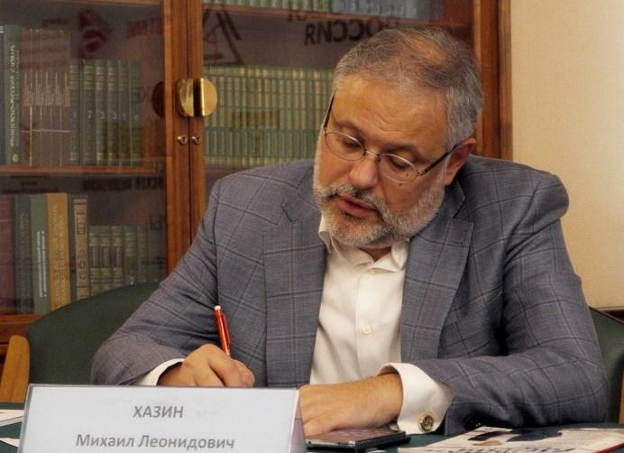 Михаил Хазин: Фантазии на тему транзита власти