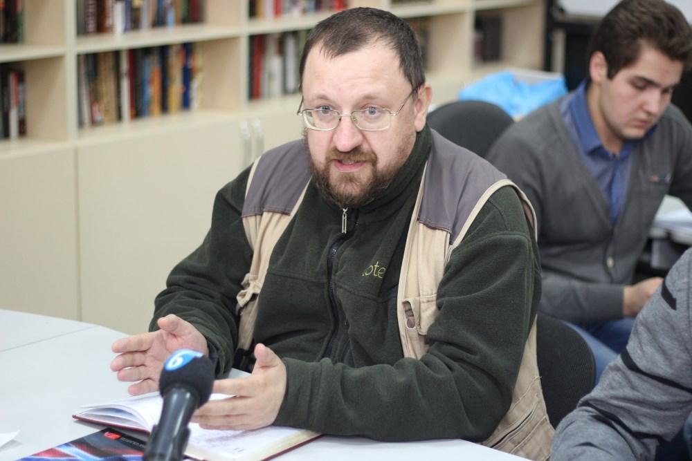 Александр Дмитриевский: Крым будет принадлежать тому, кто контролирует междуречье Дона и Днепра